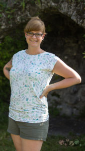 PiexSu Wasserfall Shirt Levezia nähen Schnittmuster Summer Basics_2
