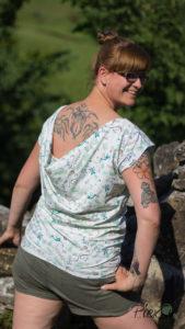 PiexSu Wasserfall Shirt Levezia nähen Schnittmuster Summer Basics_8