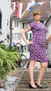 PiexSu Mesa Stad Kleid nähen Falten legen Schnittmuster Lillestoff (2)