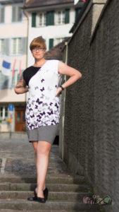 PiexSu Schnittmuster Oberteil Shirt Toip asymmetrisch Teilungsnaht PiexSu Varia_5