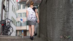 PiexSu Schnittmuster Oberteil Shirt Toip asymmetrisch Teilungsnaht PiexSu Varia_6