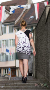 PiexSu Schnittmuster Oberteil Shirt Toip asymmetrisch Teilungsnaht PiexSu Varia_7