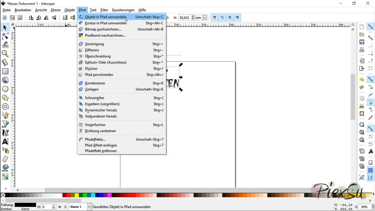 PiexSu-Plotteranleitung-Plotterdatei-erstellen-Schriftzug-in-Inkscape-erstellen_7