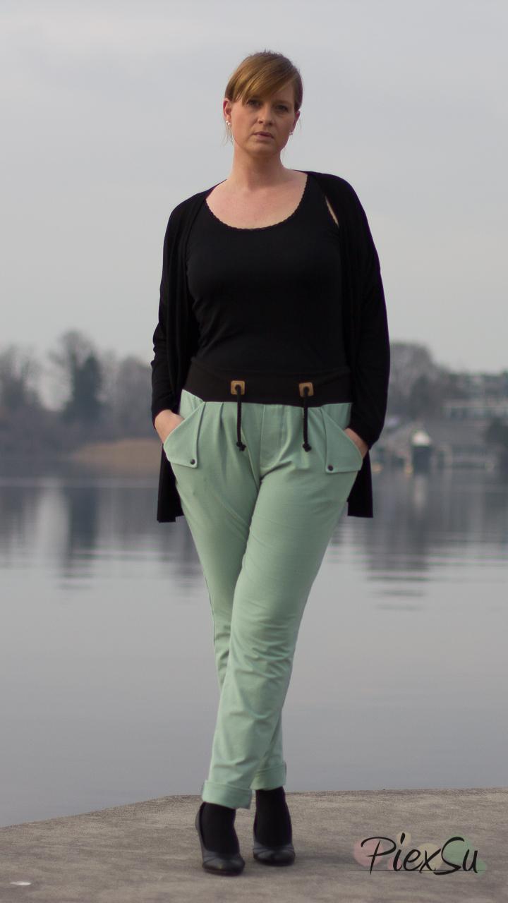 PiexSu Lev – Fashionjogger selbst nähen - PiexSu