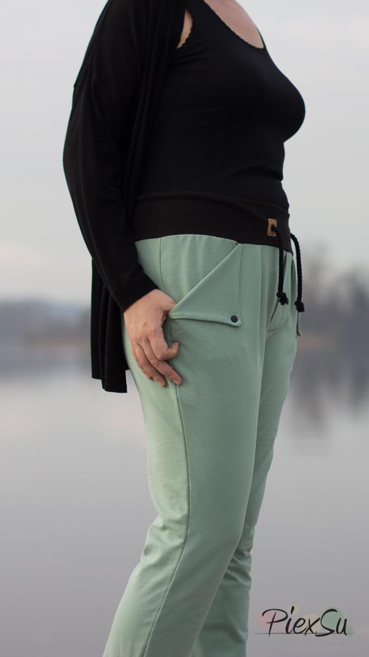 PiexSu Schnittmuster ebook Jogginghose Fashionjogger nähen Nähanleitung_7