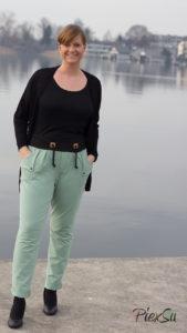 PiexSu Schnittmuster ebook Jogginghose Fashionjogger nähen Nähanleitung_9