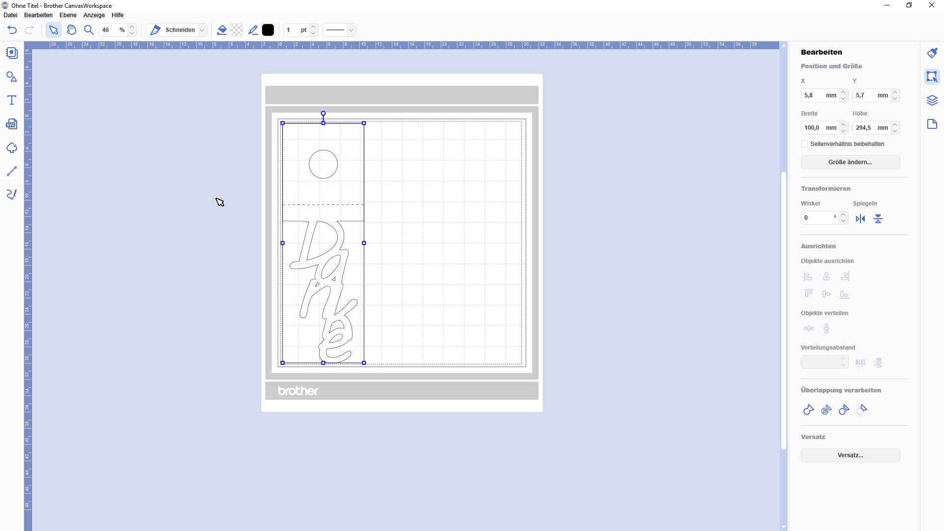 Plotteranleitung - Plotten mit Papier - Weinflaschenanhänger PiexSu (5)