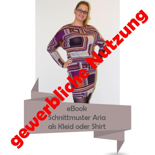 Kleid Aria (gewerbliche Nutzung)