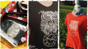 Plotterdatei Set - Its owl Time