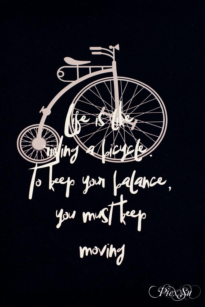 Plotterdatei Keep moving