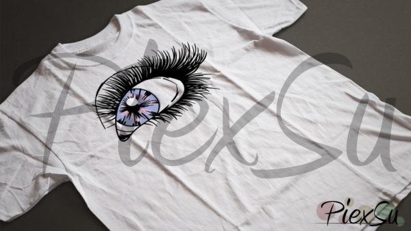 Plotterdatei Eye on you