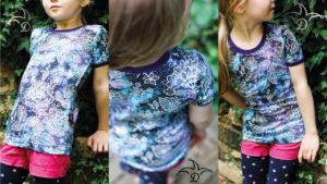 eBook Schnittmuster T-Shirt Tessa (Girls)