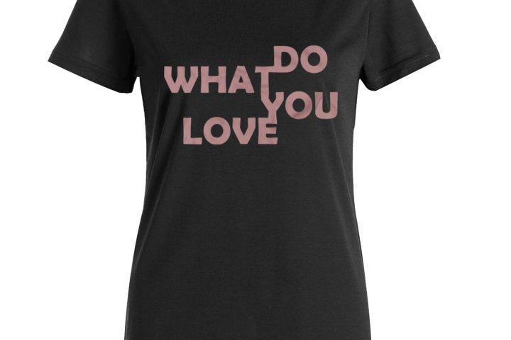 Plotterdatei Do what you love