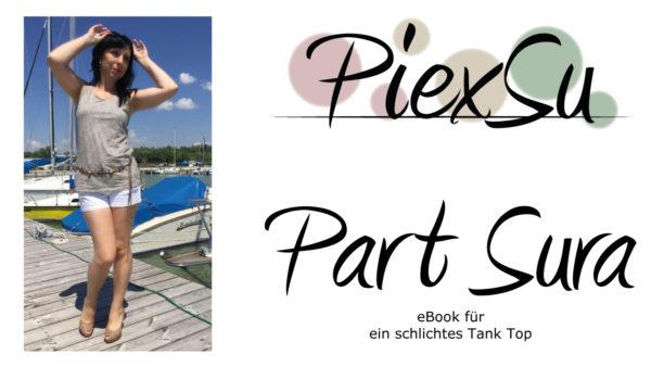 eBook Schnittmuster PiexSu Part Sura
