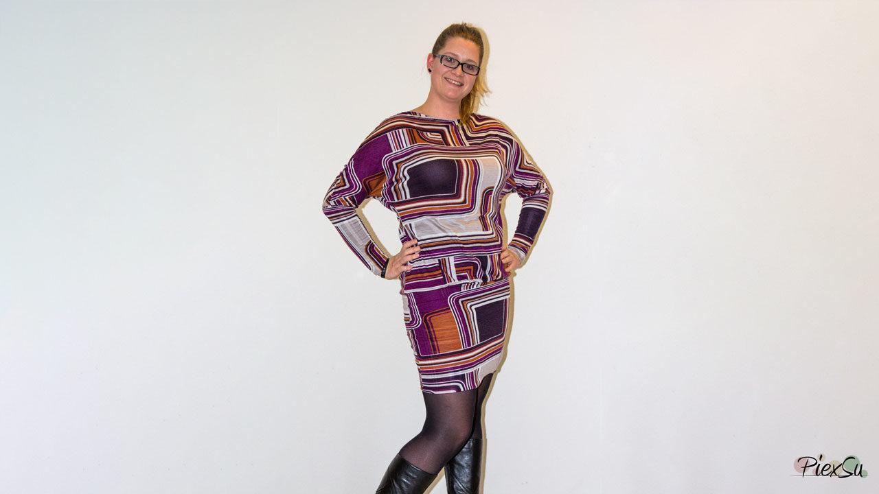 eBook Schnittmuster Kleid Aria