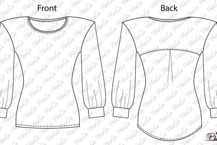 technische-Zeichnung-Revers